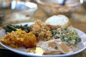 File:Thanksgiving Dinner (3065145964).jpg