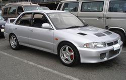 Mitsubishi Lancer Evolution 1.