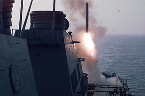 960903-N-8202E-003 DDG Tomahawk Launch