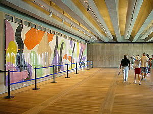 Utzon Room, Sydney Opera House, Australia.