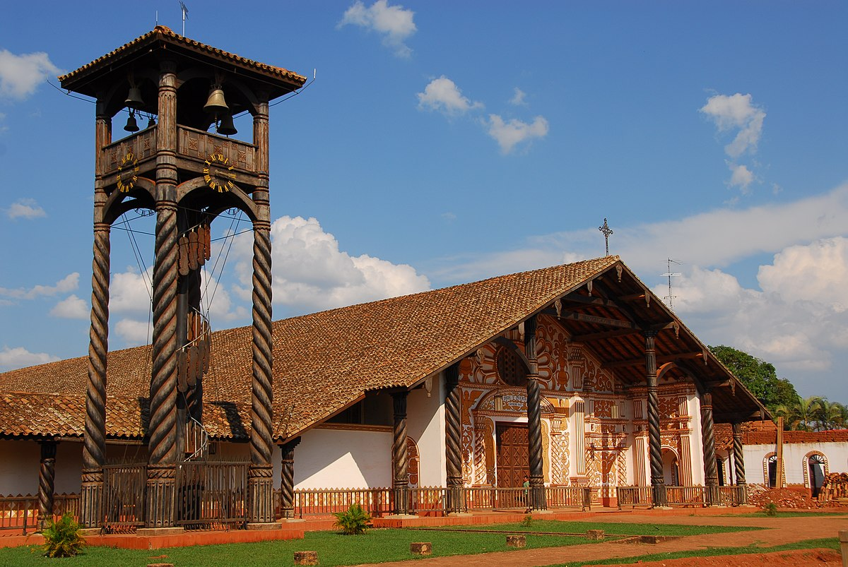 jesuit missions of chiquitos wikipedia