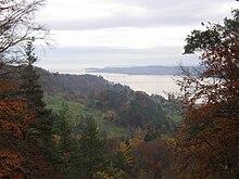 Herbststimmung oberhalb des Überlinger Sees