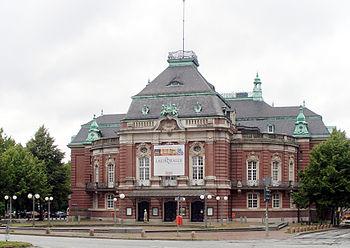 Deutsch: Laeiszhalle Hamburg