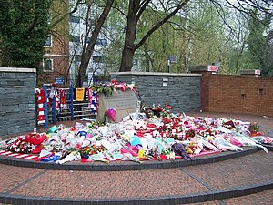 Hillsborough Disaster Memorial - 1, Hillsborou...
