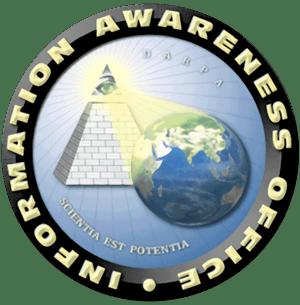 English: Information Awareness Office logo; fr...
