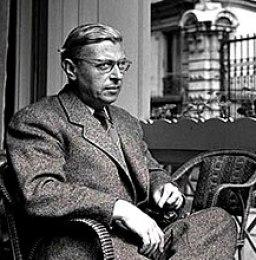 Jean-Paul Sartre FP