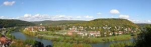 Deutsch: Kreuzwertheim
