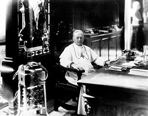 Pope Pius XI, who described Dominic Savio as &...
