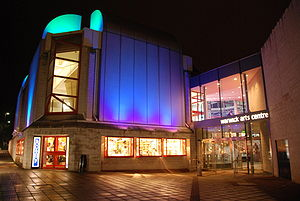 Warwick Arts Centre, at the University of Warw...