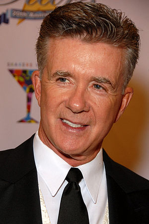 "English: Alan Thicke attending the ""Night..."