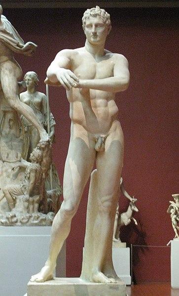 Lizyp, Apoksjomenos (Muzea Watykańskie)
