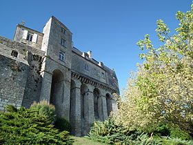 chateau PONS GR360