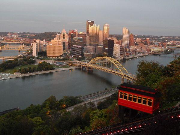 Pittsburgh – Reiseführer auf Wikivoyage