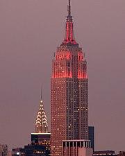 El Empire State es uno de los principales iconos de la ciudad.