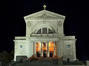 English: Saint Joseph's Oratory of Mount Royal...