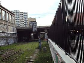 gare de la chapelle saint denis