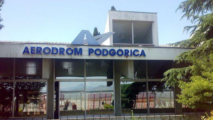 Podgorica airport Montenegro 2