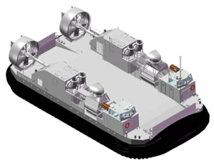 English: Concept image of the Ship-to-Shore Co...