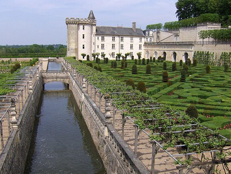 SchlossVillandryGarten08