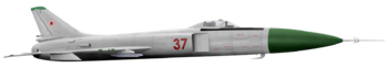 Modelo de un Su-15
