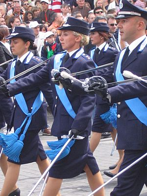 officers of Jail Police (Polizia Penitenziaria)