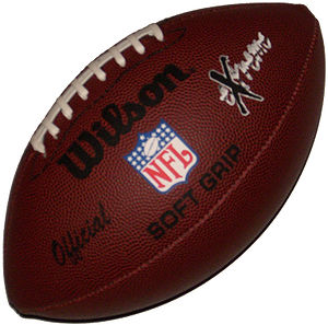 Wilson official NFL extreme football