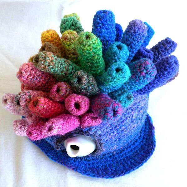 Wikipedia: Coral Tea cosy