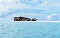 Helen Island, Helen Reef, Palau. Original desc...