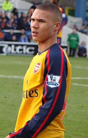 Photo of footballer Kieran Gibbs