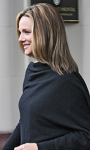 Laura Linney at the 2007 Toronto International...