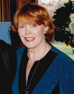 English: Marie Wallace in fall 2001.
