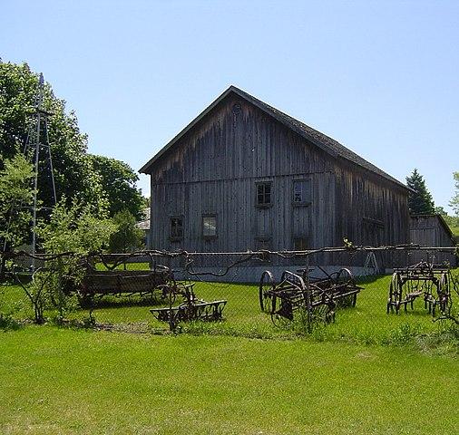 File:Nineteenth Century farm equipment.jpg - Wikimedia Commons