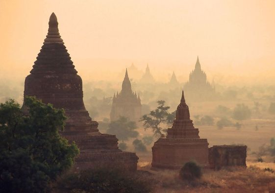 Bagan Unesco world heritage