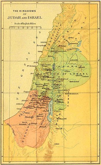 The United Kingdom of Solomon breaks up, with ...