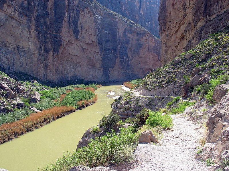 File:USA Santa Elena Canyon TX.jpg