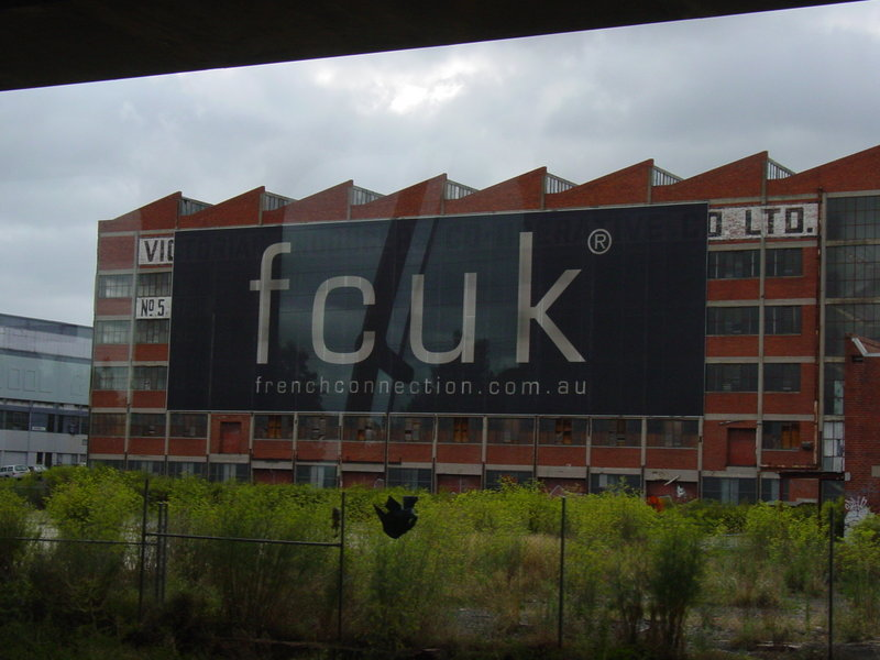 Image: FCUK Billboard copyright © 2012 Dysprosia licensed Creative Commons source: Wikimedia Commons
