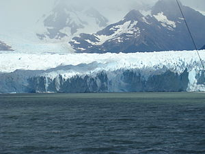 Glaciar Perito Moreno 2010 ni
