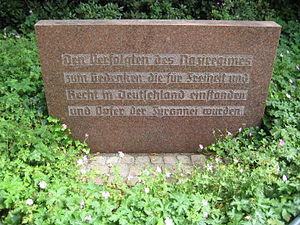 Itzehoe, Germany Den Opfern des Nationalsozial...