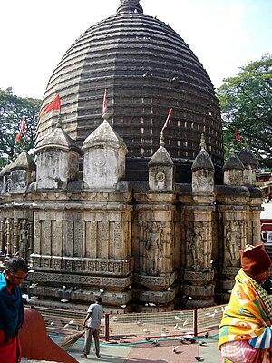 Kamakhaya Temple, Guwahati, Assam, India.