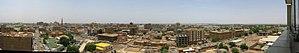 Panorama of Khartoum