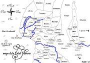Mappa dell'Era Hyboriana