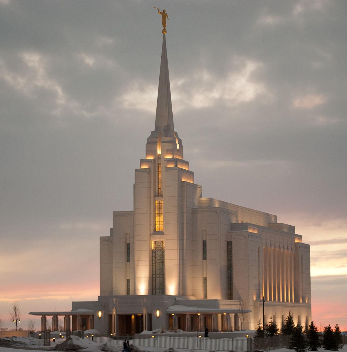 Rexburg Idaho Temple Wikipedia