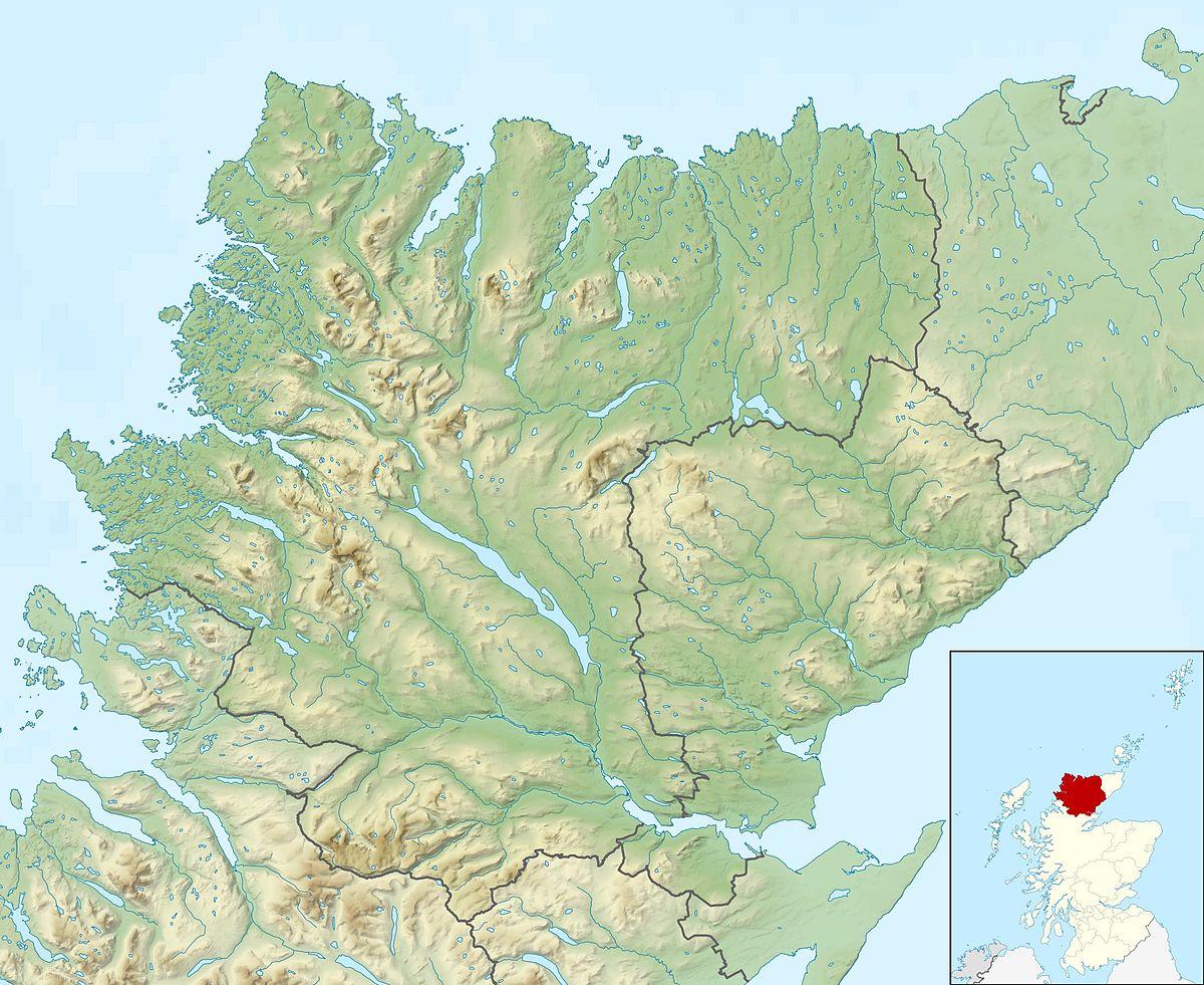 Calbha Beag Wikipedia