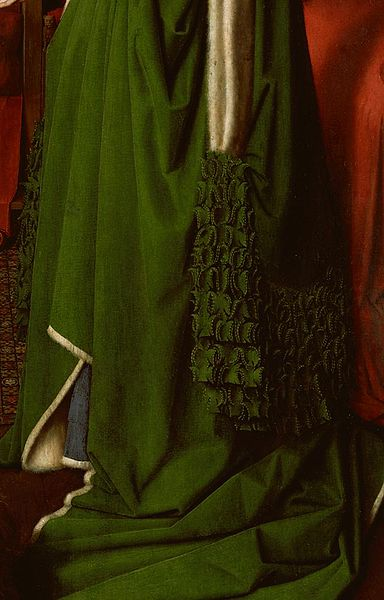 File:The Arnolfini Portrait, détail (4).jpg