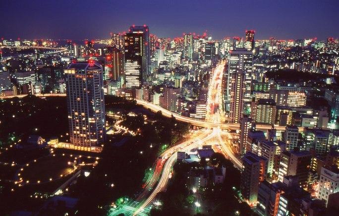 Tokyo by night 2011
