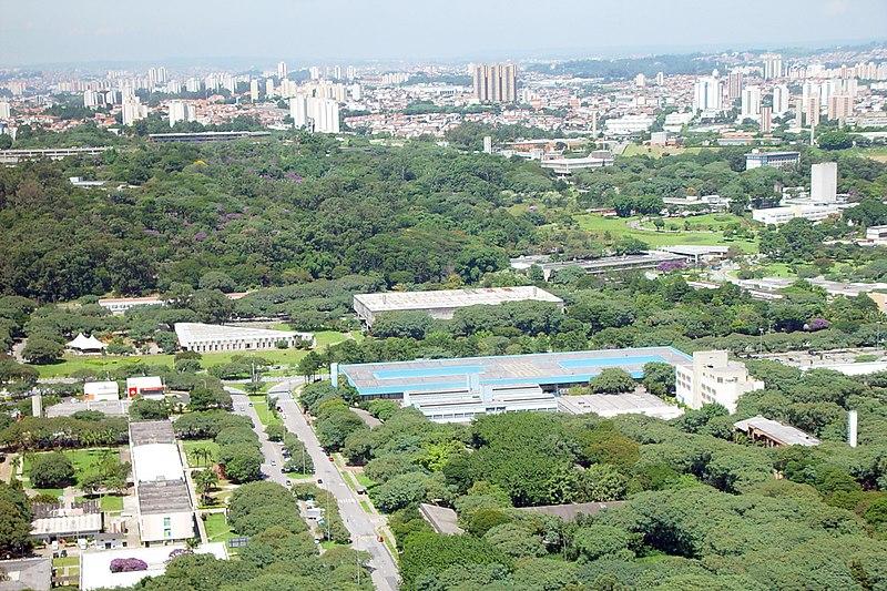 Campus da Universidade de São Paulo