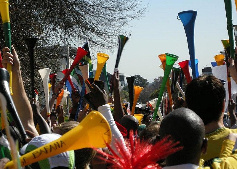 Vuvuzelas/ Dundas Football Club