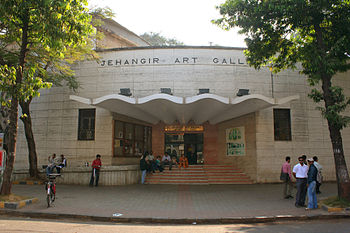 jahangir art gallery