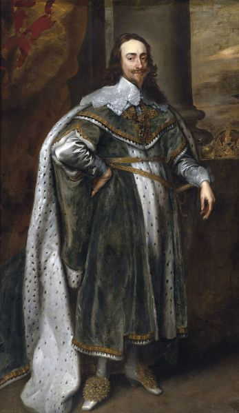 Charles I of England   Wikipedia