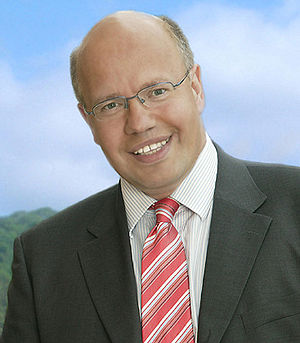 Parl. Staatssekretär Peter Altmaier MdB